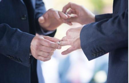 Ibiza's top wedding ceremony by Hedley Paul - Ibiza celebrant